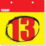 Where did Friday the 13th originate?