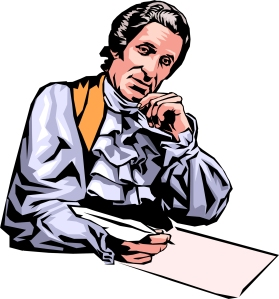 "Past topics for the VFW ""Patriot's Pen"" essay contests."