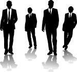 career men vector iClip