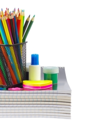 What school supplies do you need for 7th grade language arts?
