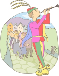 teacher educational lesson plans handouts and worksheets for pied piper pide pipper of hamelin hamlet hamelen