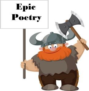 Epic Poetry Viking